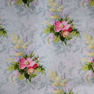 Lila Collection -  Rose Bouquet Blue