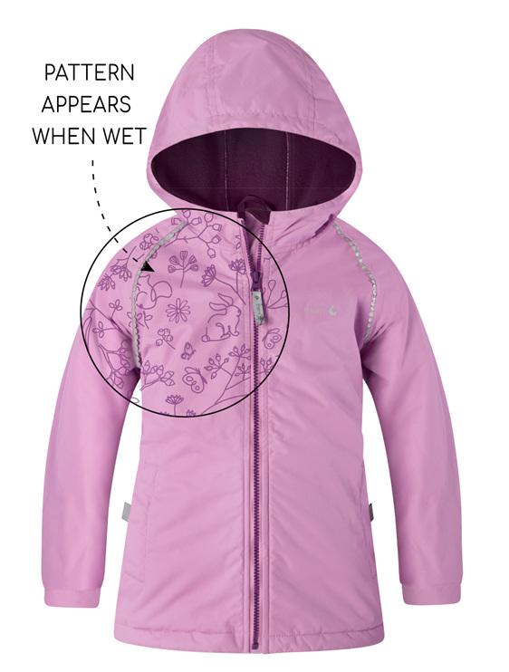 lilac splashmagic jacket winter adventures with kids nz
