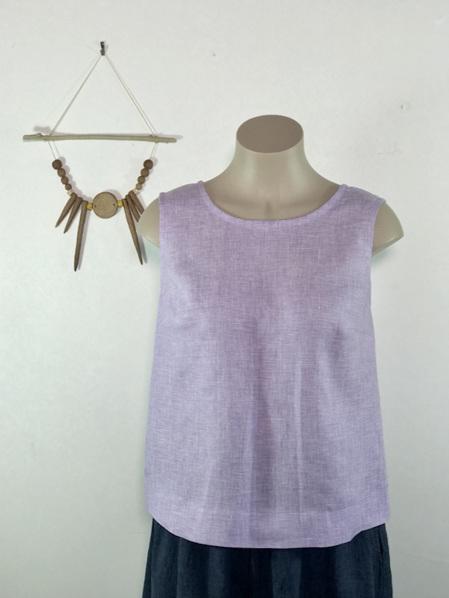 Lilac Swing tank top