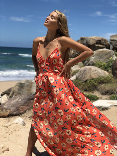 Lillie Maxi Dress