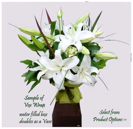 Lily Bouquet in a Vox