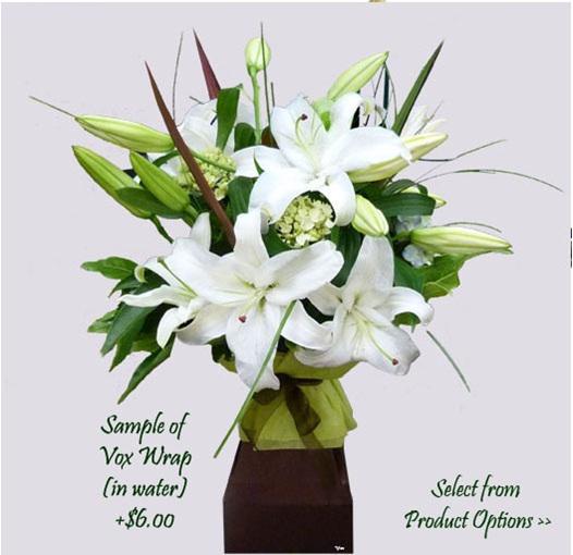 lily vox bouquet