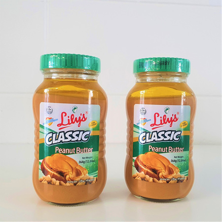 LILY'S CLASSIC PEANUT BUTTER