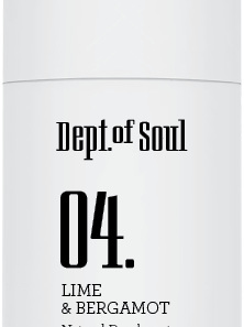 Lime & Bergamot Deodorant Stick
