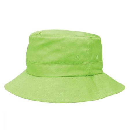 Lime Green Bucket Hat