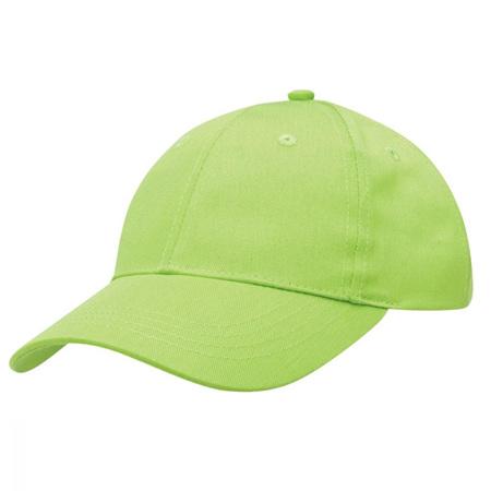 Lime Green Kids Cap