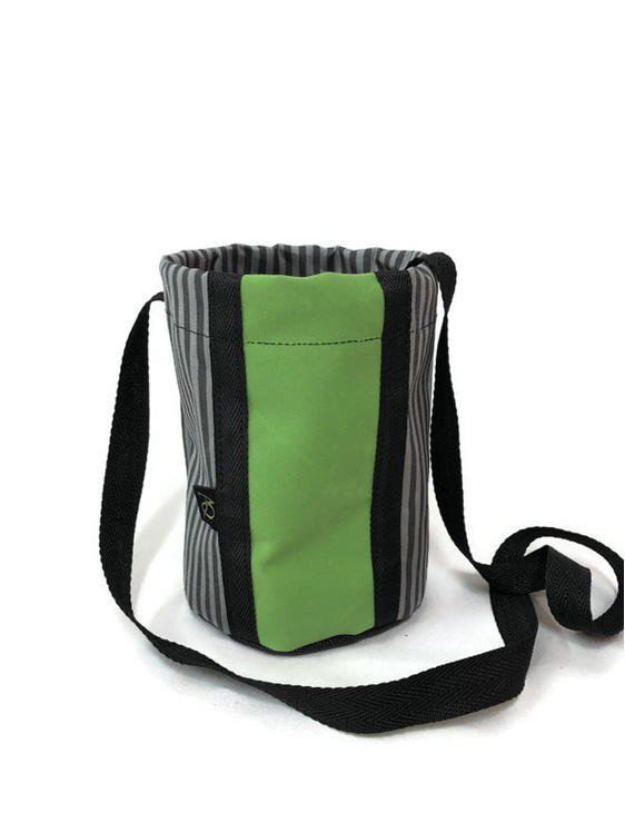 Lime peg bag - a great NZ made gift.