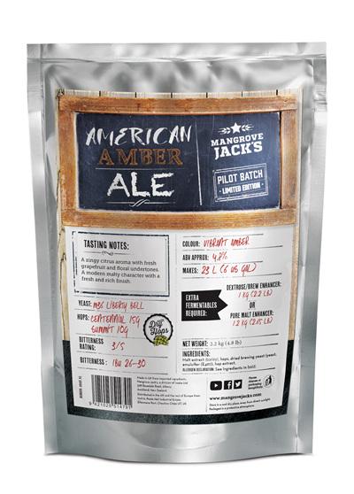 Limited Edition American Amber Ale