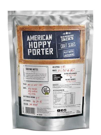 Limited Edition American Hoppy Porter
