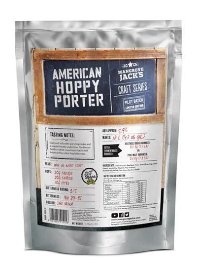 Limited Edition American Hoppy Porter