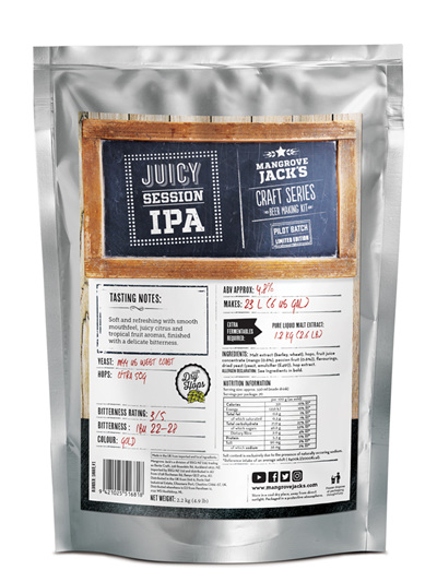 Limited Edition Juicy Session IPA