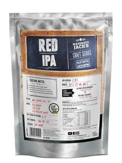 Limited Edition RED IPA