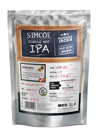 Limited Edition Simcoe Single Hop IPA