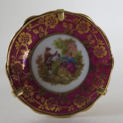 Limoges plates