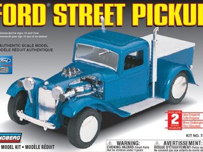 Lindberg 1/24 1932 Ford Street Pickup