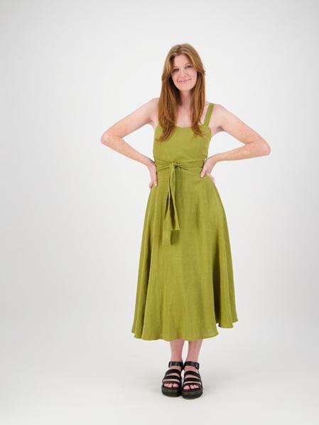 Linen Bondi Dress