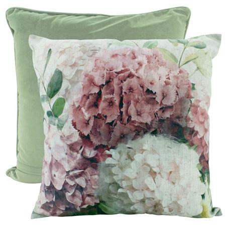 Linen Cushion Kiara Floral 50x50cm