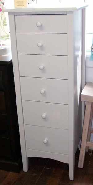 Quail Lingerie Drawer Chest