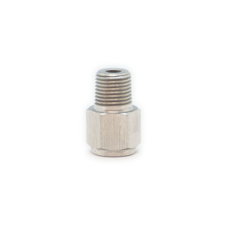 Link Adapter M10 x 1 Female to 1/8 NPT Male