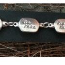 Linked Bracelet Kia Kaha