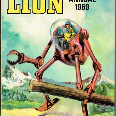 Lion Annual 1969