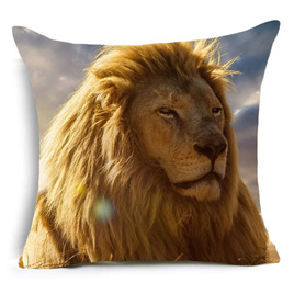 LION CUSHION COVER