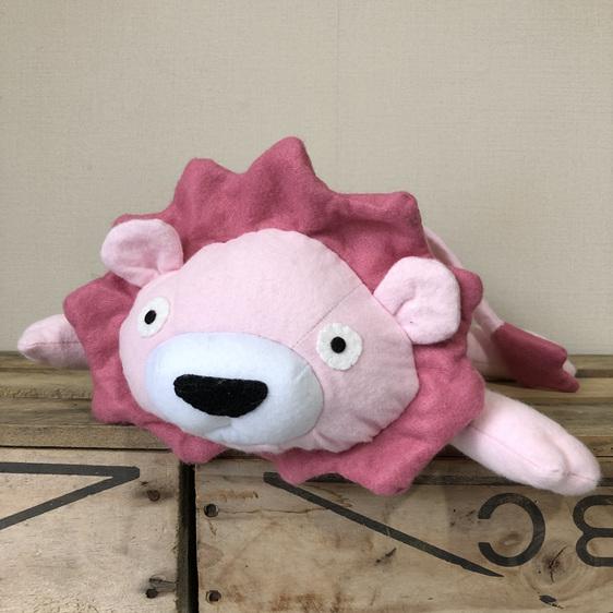 Lion - Pink