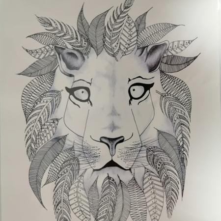 Lion Prints
