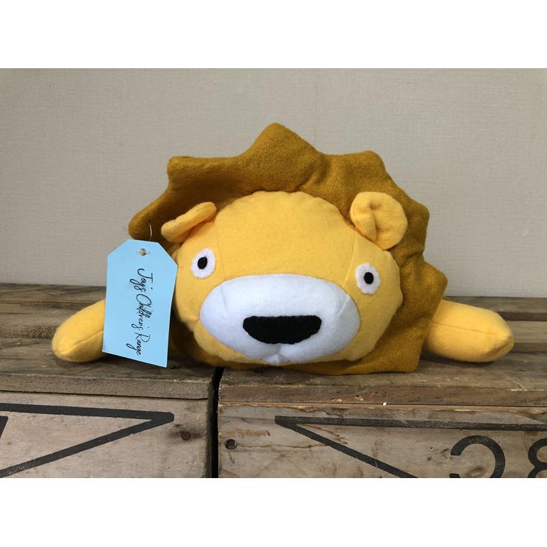 Lion - Yellow, Mustard Main