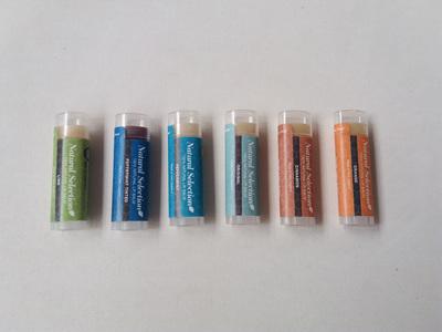 Natural Selection Lip Balm Top Up Set 60 Units
