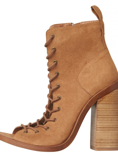 Lipstik Shoes - Tradgic Boots