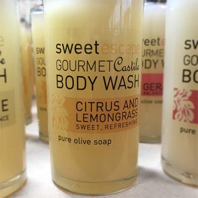 Liquid Castille Body Wash