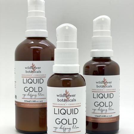 Liquid Gold Lotion