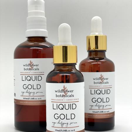 Liquid Gold Serum