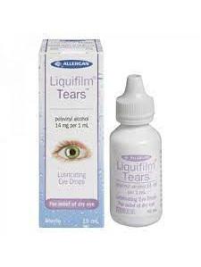 LIQUIFILM TEARS 15ML