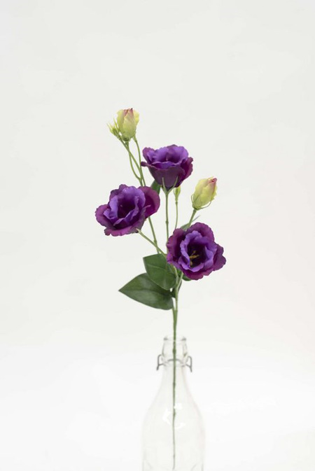 Lisianthus Spray Purple 4075