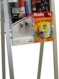 Lit Loc Easel Floor Stand 790011