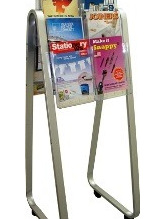 Lit Loc Easel Floor Stand 790012