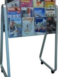Lit Loc Easel Floor Stand 790032