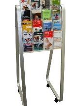 Lit Loc Easel Floor Stand 790911