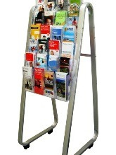 Lit Loc Easel Floor Stand 790921