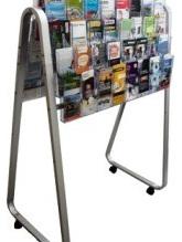 Lit Loc Easel Floor Stand 790932