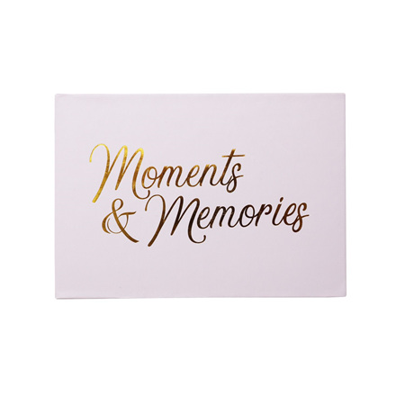 LITTLE BOX OF LOVE MOMENTS AND MEMORIES