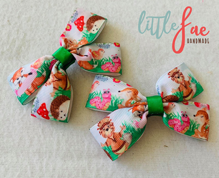 Little Critters Hair Bows