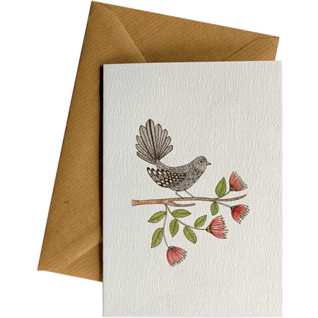 Little Difference Fantail Card