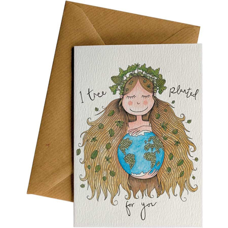 Little Difference Mother Earth Card