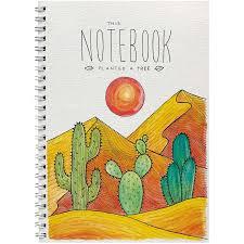 Little Difference Notebook - Desert