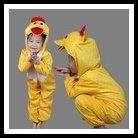 """Little Duck Costume"""