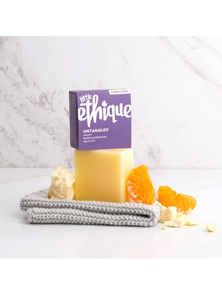 Little Ethique Untangled Solid Conditioner - 60g