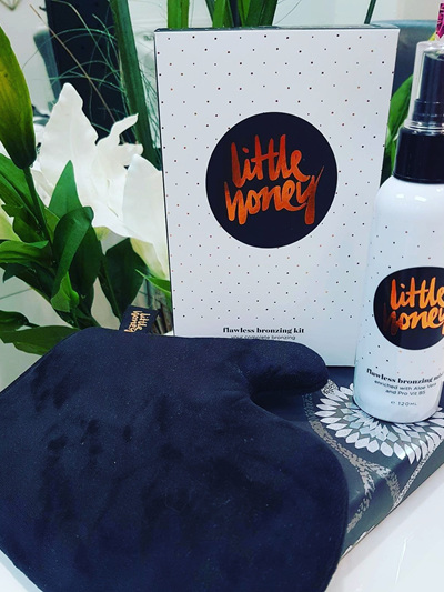 Little Honey Flawless Bronzing Kit